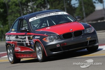 #4 Doran Racing BMW 128i: Craig Conway, Lyonel Kent