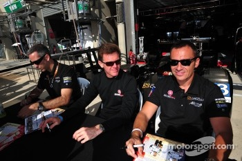 Joao Barbosa, Scott Tucker, Christophe Bouchut