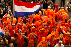 Crazy Dutch fans