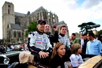Scott Tucker, Christophe Bouchut, Joao Barbosa