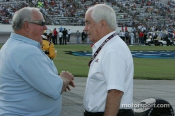 A.J. Foyt Jr., A.J. Foyt Enterprises, Roger Penske, Team Penske