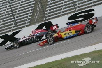 James Jakes, Dale Coyne Racing, Sebastian Saavedra, Conquest Racing