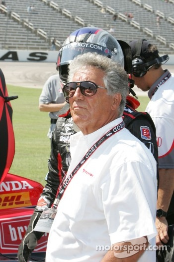 Mario Andretti, Andretti Autosport