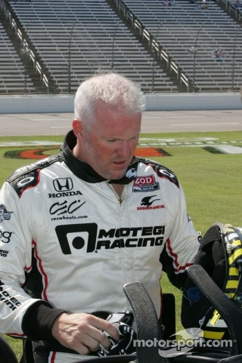 Paul Tracy, Dragon Racing