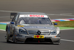 Bruno Spengler, Team HWA AMG Mercedes C-Klasse during recon lap