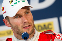 Press conference: race winner Martin Tomczyk, Audi Sport Team Phoenix