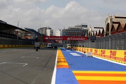 Valencia track