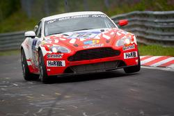 #62 Mathol Racing Aston Martin Vantage V8 GT4: Wolfgang Weber, Rickard Nilsson, Norbert Bermes, Ric Shaw
