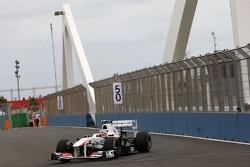 Sergio PÈrez, Sauber F1 Team