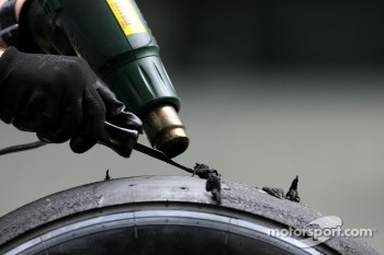Pirelli nominated the hard and soft compound for Silverstone