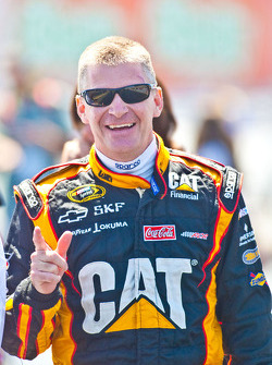 Jeff Burton Richard Childress Racing Caterpillar Chevy