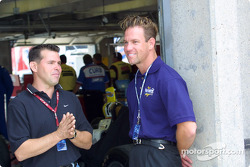 Donnie Beechler and Greg Ray