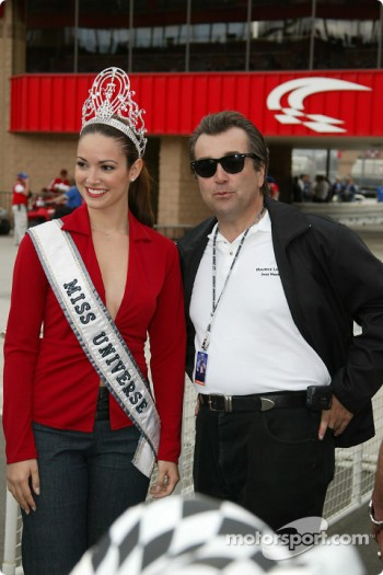 Miss Universe and Maurice Lacroix
