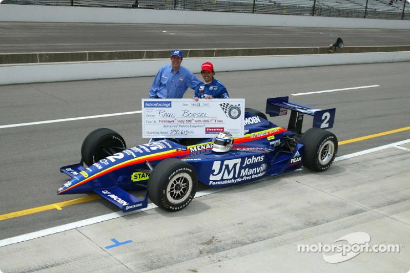 Raul Boesel and John Menard