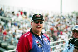 Motorsport.com's Dave Reininger: Tomas Scheckter's eye in the sky