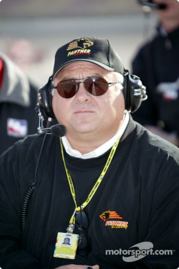 Panther Racing co-owner John Barnes