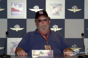 Nope, this isn't Michael Andretti, it's Rich Romer