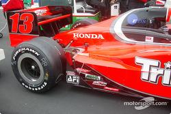 Access Motorsports car