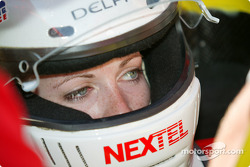 Indy Experience two-seater IndyCar: TV star Melissa Hart
