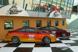 Toyota Solarus pace car