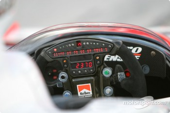 Helio Castroneves' office