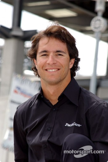 Newman/Haas announcement: Bruno Junqueira