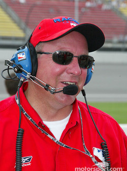 VIP of Indy Racing League operations Brian Barnhart