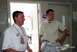 3-time Indy 500 Champion Johnny Rutherford