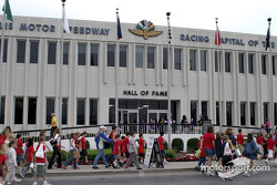 Indianapolis Motor Speedway Hall of Fame
