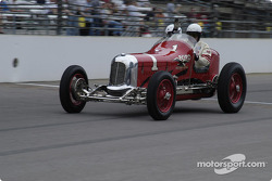 Vintage racers: 1934 Burd Piston Ring Special #1