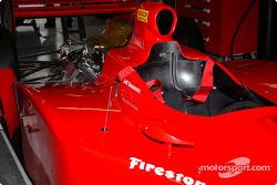 Jeff Simmons' car
