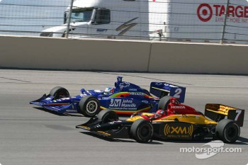 Townsend Bell and Bryan Herta