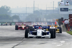 Race action: Bryan Herta