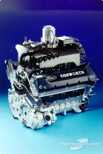 The Ford-Cosworth XF Champ Car engine