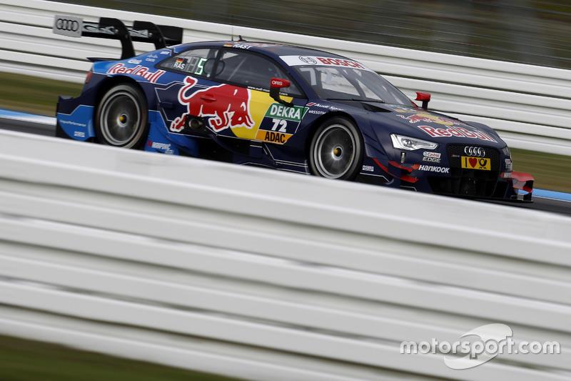 17. René Rast, Audi Sport Team Phoenix, Audi RS 5 DTM