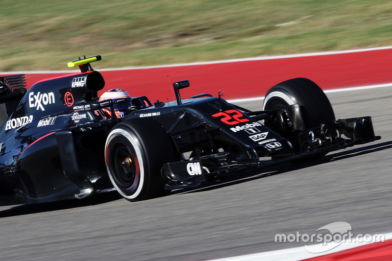 19. Jenson Button, McLaren MP4-31