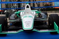 IndyCar Foto - La monoposto di Simon Pagenaud al Conseil Départemental de la Vienne