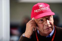 Niki Lauda, Mercedes Geschäftsfüher