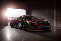 Automotive Fotos - McLaren P1 GTR, James Hunt edición 40 º Aniversario