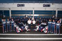 ELMS Foto - foto di gruppo United Autosports