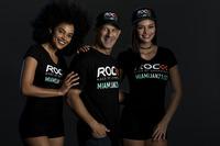 Tony Kanaan ve ROC Kızları