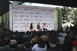 Esteban Gutiérrez Haas F1 Team press conference