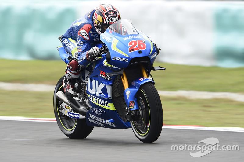 8. Maverick Viñales, Team Suzuki Ecstar MotoGP