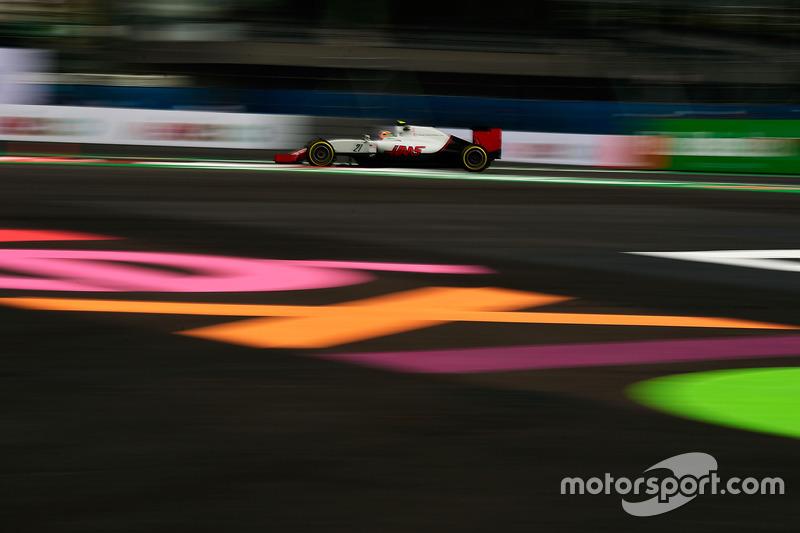 17. Esteban Gutierrez, Haas F1 Team VF-16