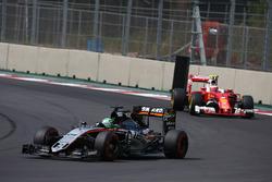 Nico Hulkenberg , Sahara Force India F1 Team VJM09