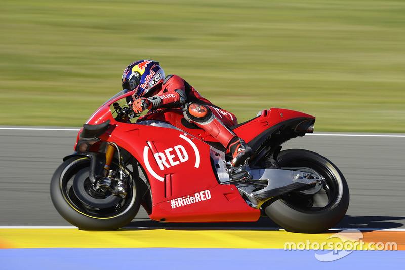 17. Stefan Bradl, Aprilia Gresini Racing Team