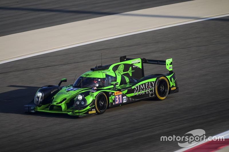 6. LMP2: #31 Extreme Speed Motorsports, Ligier JS P2 - Nissan: Ryan Dalziel, Pipo Derani, Chris Cumming