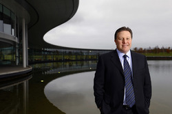 Zak Brown McLaren announcement