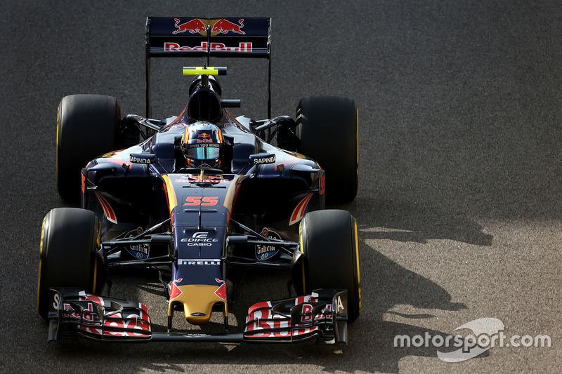 21. Carlos Sainz Jr., Scuderia Toro Rosso STR11