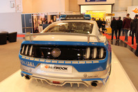 Automotive Photos - Ford Mustang Police